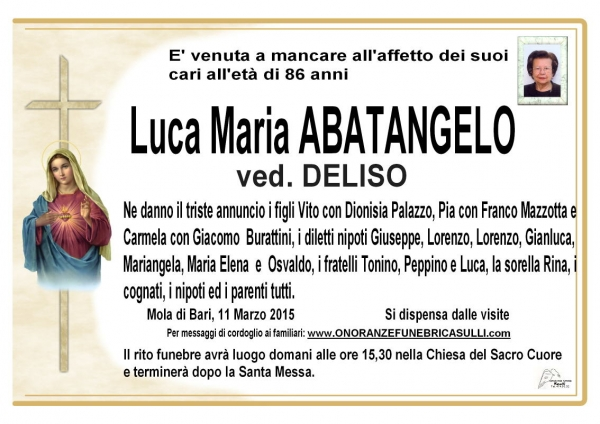 Luca Maria Abatangelo