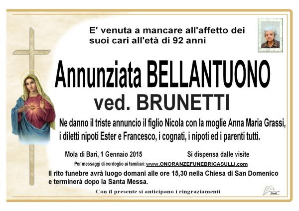 Annunziata Maria Bellantuono