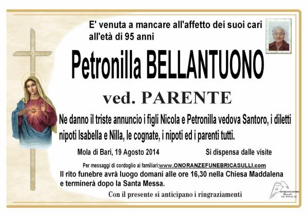 Petronilla Bellantuono