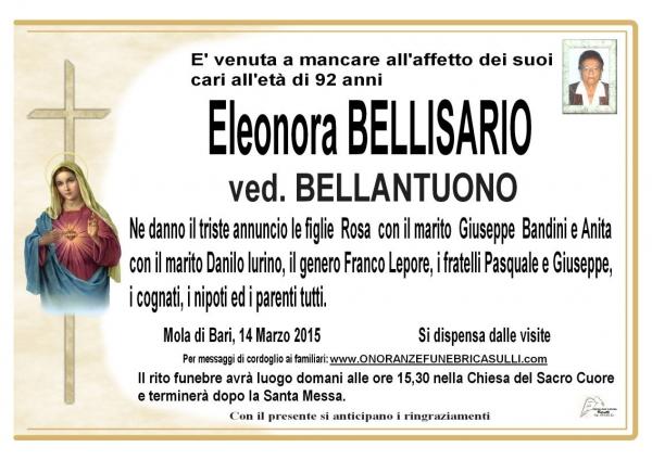 Eleonora Bellisario
