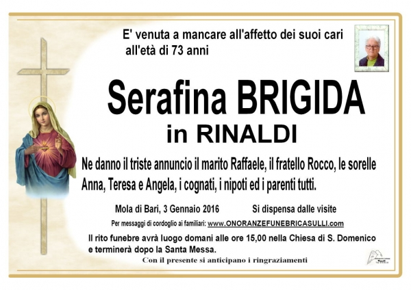 Serafina Brigida
