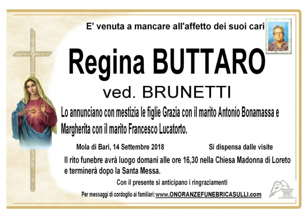 Regina BUTTARO