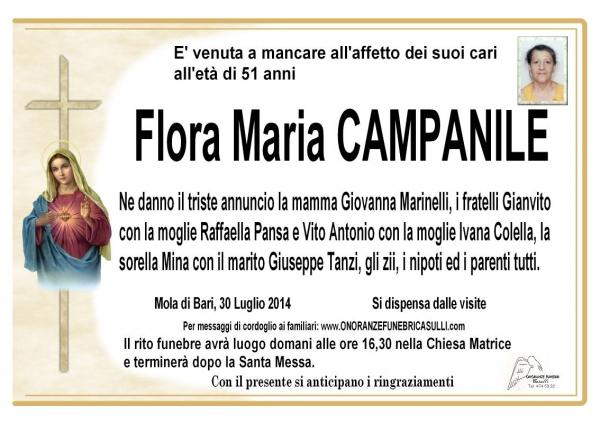Flora Maria Campanile