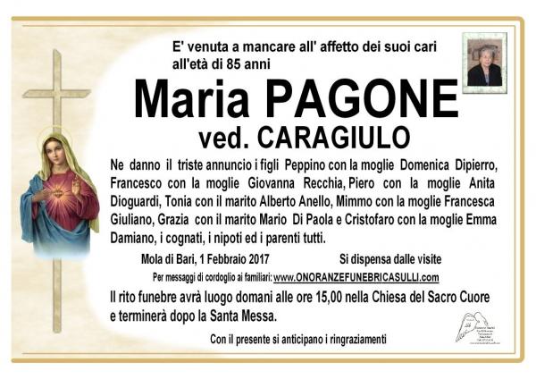 Maria Pagone