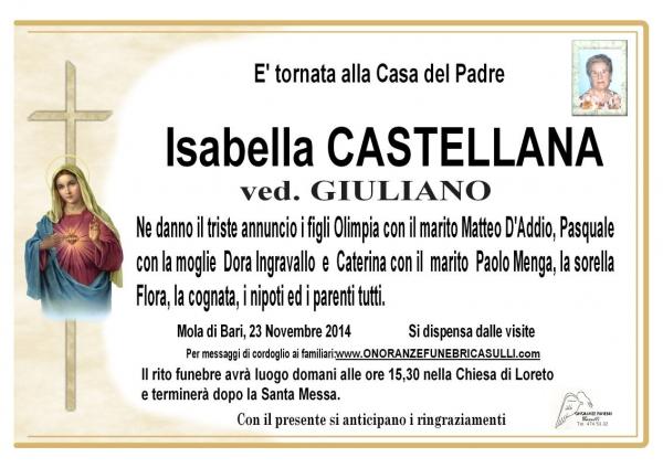 Isabella Castellana
