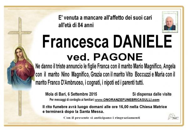 Francesca Daniele
