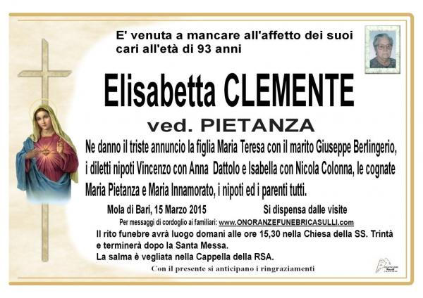 Elisabetta Clemente
