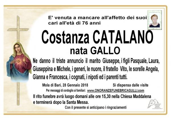 Costanza GALLO