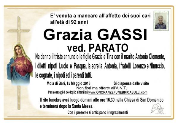 Grazia GASSI