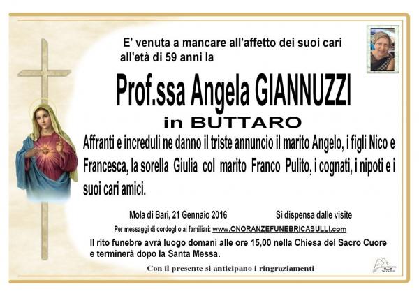 Angela Giannuzzi