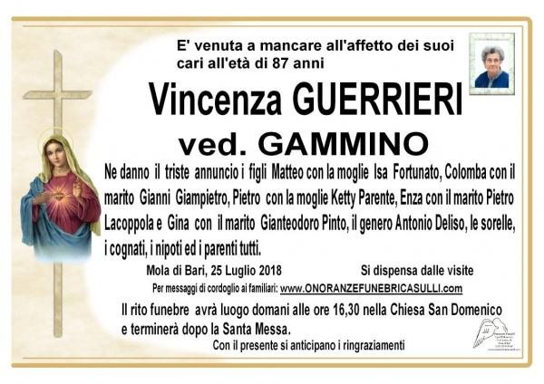 Vincenza GUERRIERI