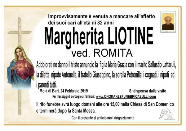 Margherita LIOTINE