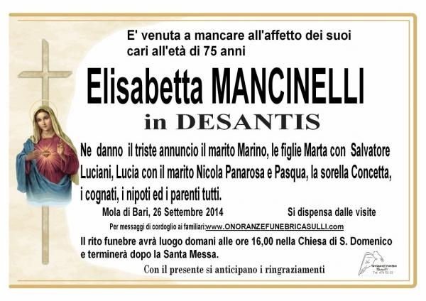 Elisabetta Mancinelli