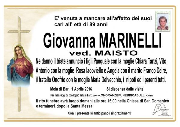 Giovanna Marinelli