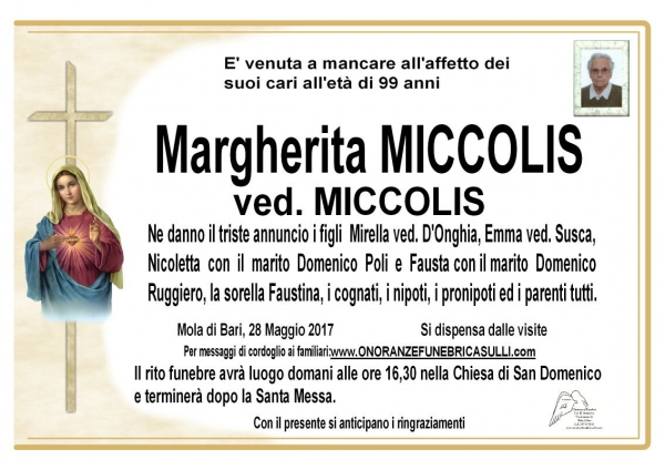 Margherita MICCOLIS