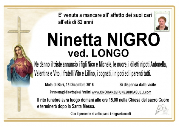Antonia Nigro