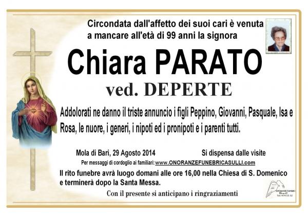 Chiara Parato