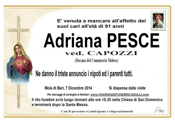 Adriana PESCE