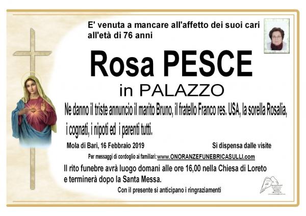 Rosa PESCE