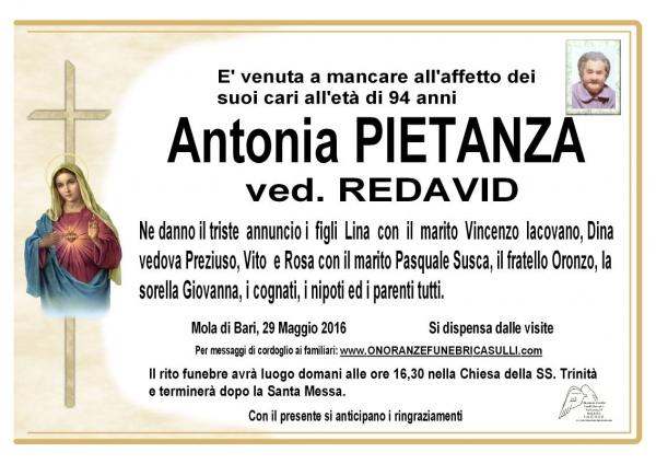 Antonia Pietanza