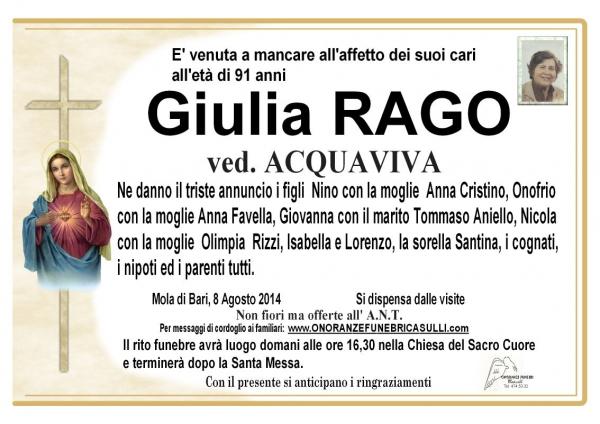 Giulia Rago
