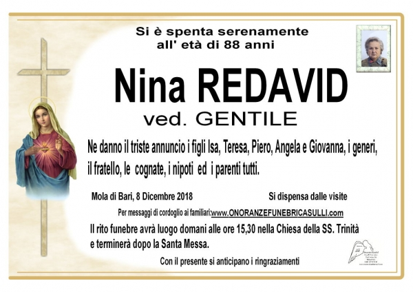Nina REDAVID