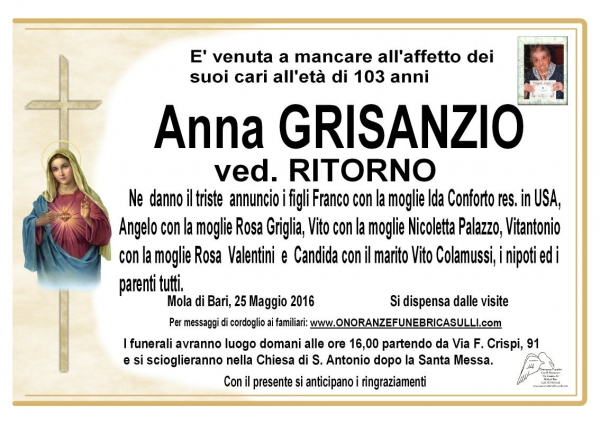 Anna Grisanzio