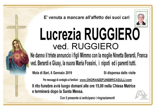Lucrezia RUGGIERO