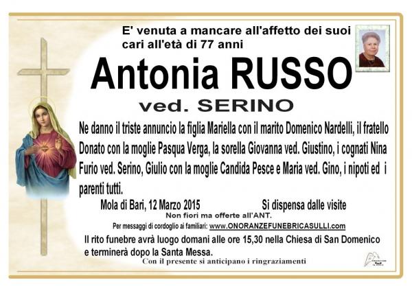 Antonia Russo