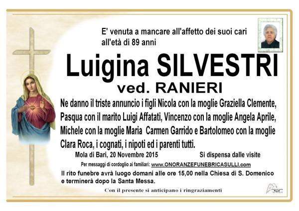 Luigina Silvestri