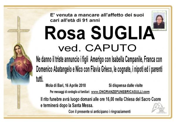 Rosa SUGLIA
