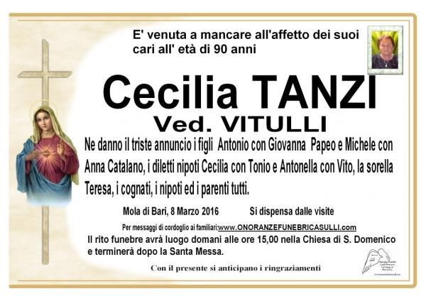 Tanzi Cecilia