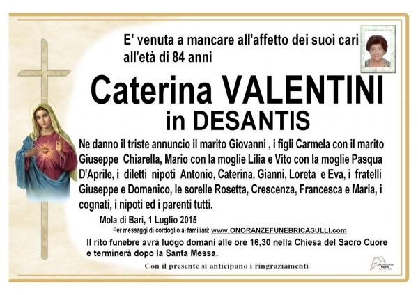 Caterina Valentini
