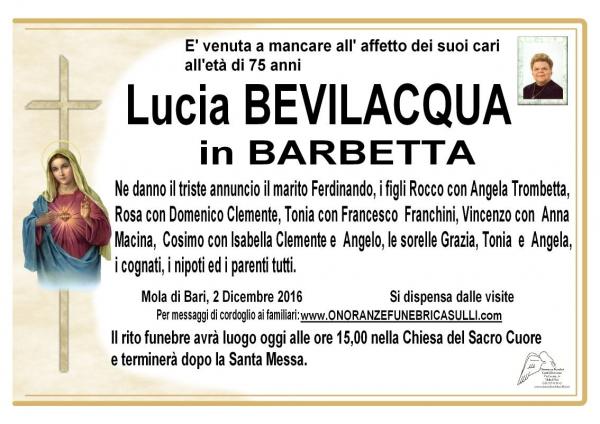 Lucia Bevilacqua