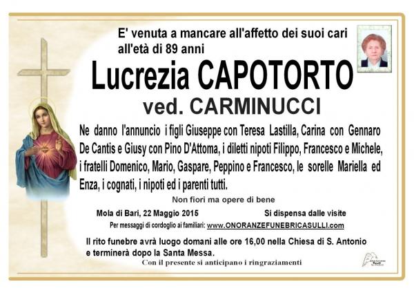 Lucrezia Capotorto