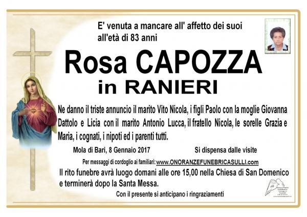 Rosa Capozza