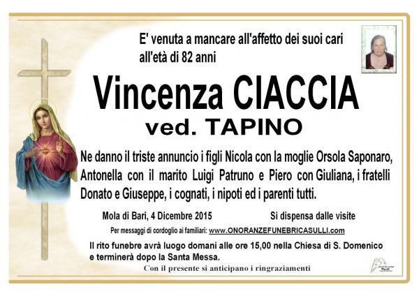 Vincenza Ciaccia
