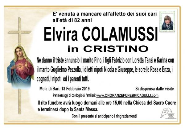 Elvira COLAMUSSI
