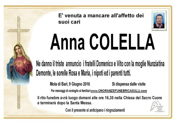 Anna COLELLA
