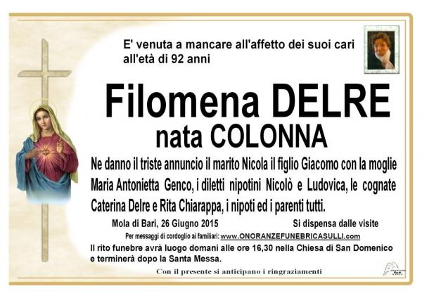 Filomena Colonna