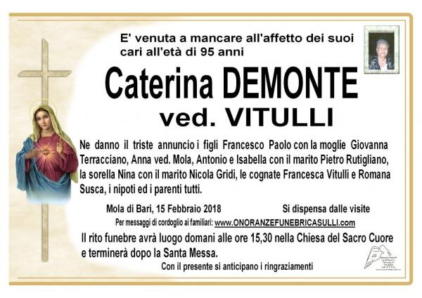 Caterina Demonte