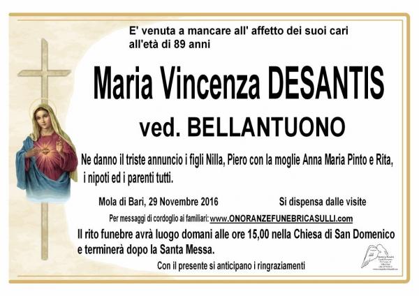 Maria Vincenza Desantis