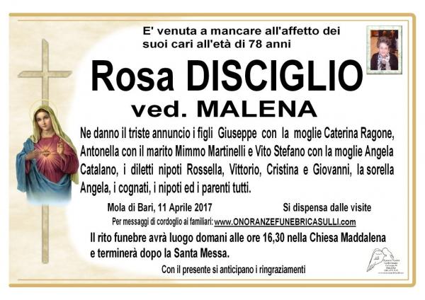 Rosa Disciglio