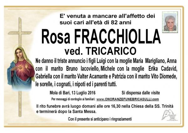 Rosa Fracchiolla