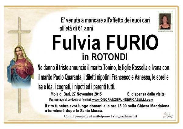 Fulvia Furio