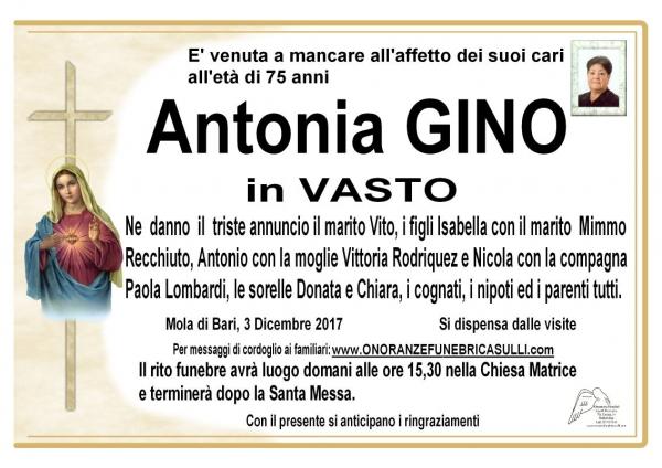 Antonia Gino