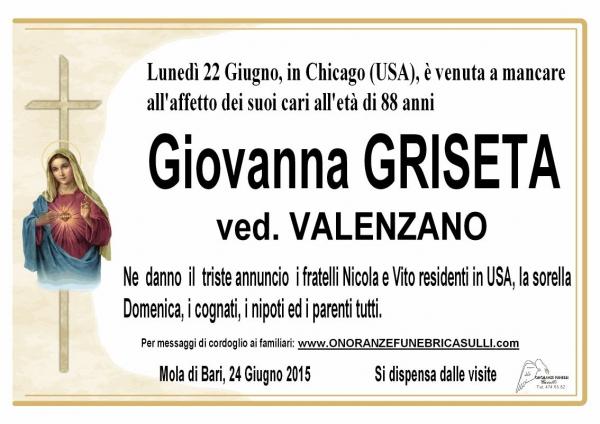 Giovanna Griseta
