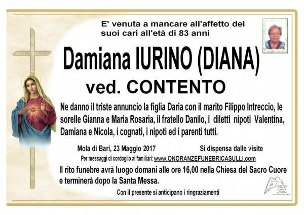 Damiana Iurino