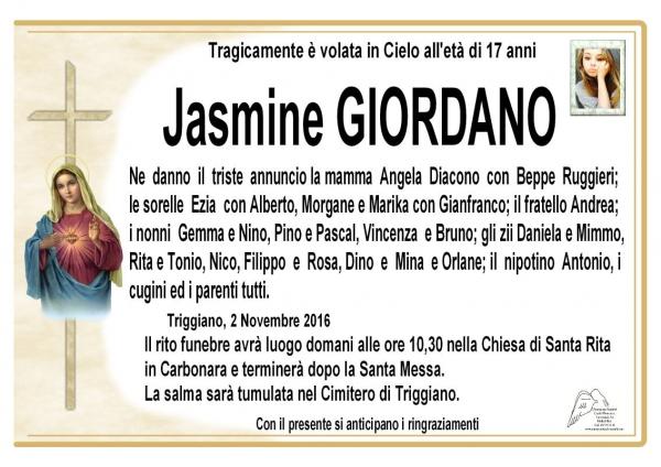 Jasmine Giordano
