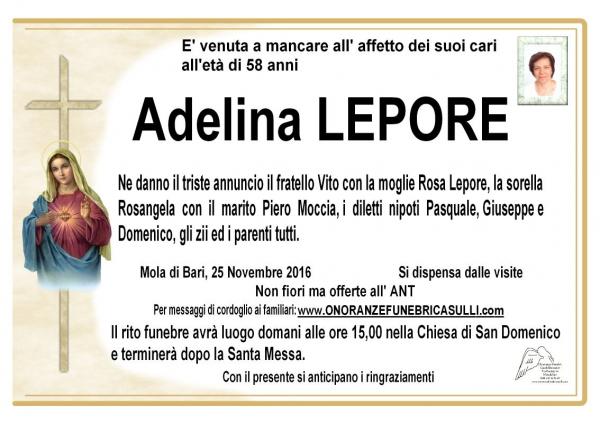 Adelina Lepore